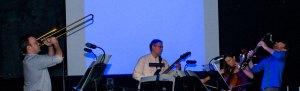 QME perform Applebaum at DEAF09